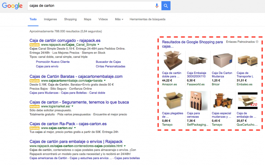 Google Shopping Lagahe