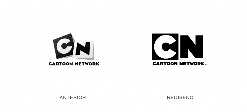 Rediseño Logotipo Cartoon Network