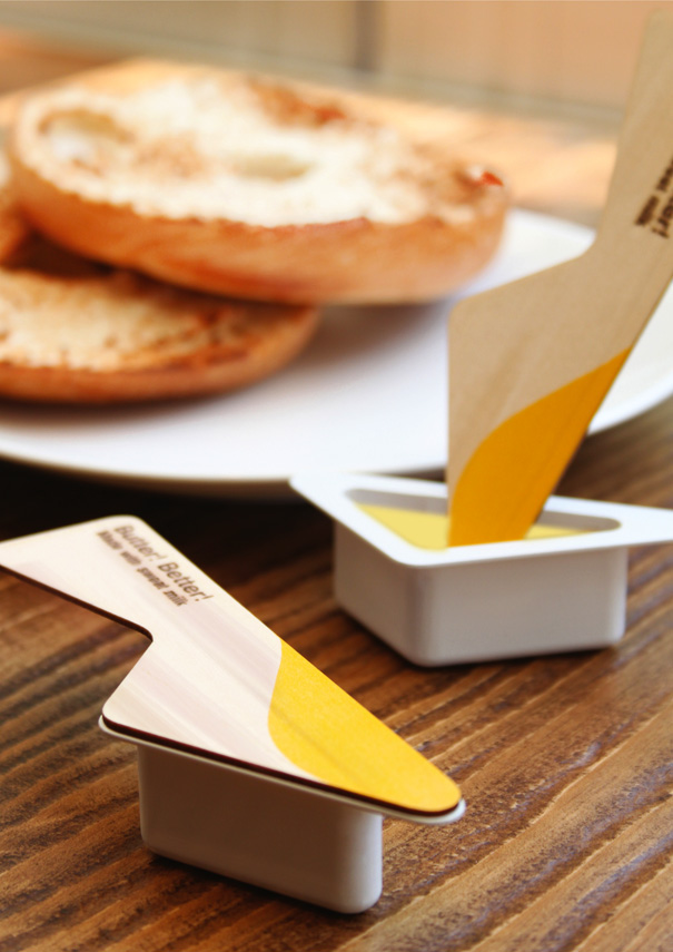 Packaging Creativo butter_better