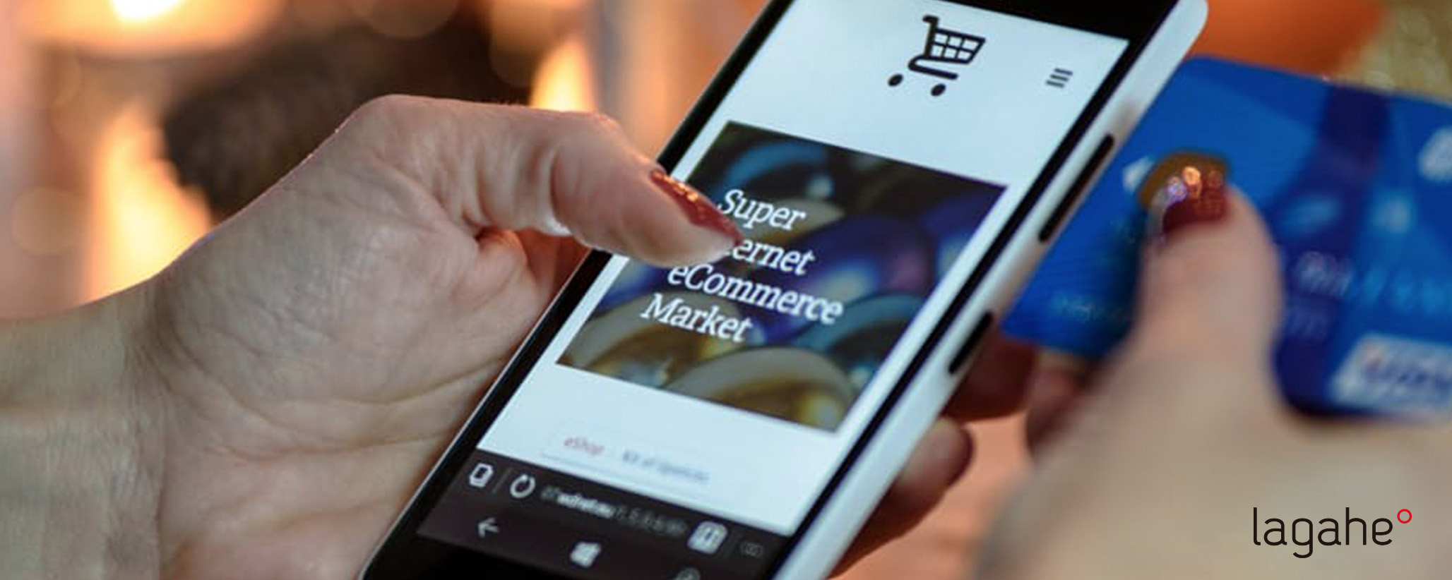 M-Commerce Lagahe